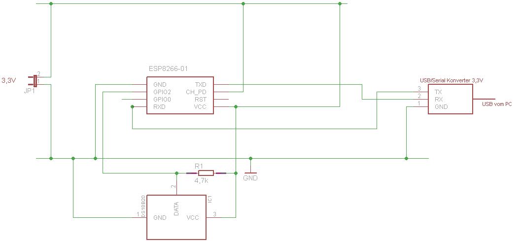 Großartig Verdrahtung Des 3 Draht Thermostats Fotos - Der Schaltplan ...